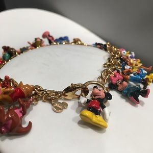 Disney characters bracelet by Bradford Exchange